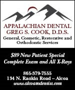 Appalachian dental